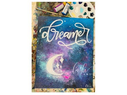 Dreamer Virtual Paint Class