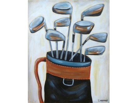 Golf Clubs - Wed. March 21st at 6:30pm