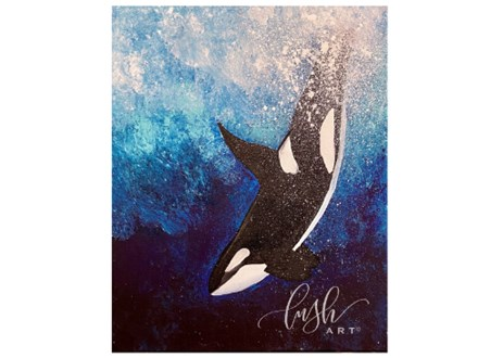 Orca Paint Class