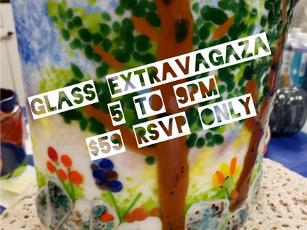 Glass Extravaganza Event