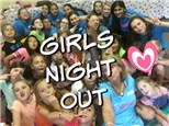 "LITHIA (K-5th): Girls Night Out ""Halloween Party Time""- Oct. 26, 2018"