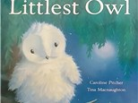 Story Time Art - The Littlest Owl - Afternoon Session - 08.05.19