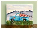 Vintage Truck Paint Class