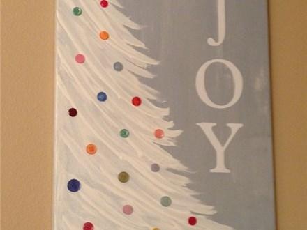 The Joy of Paint Night!