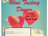Valentine's Wine Tasting Dinner