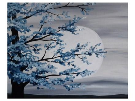 Moonlight Radiance - Paint & Sip - Nov 11