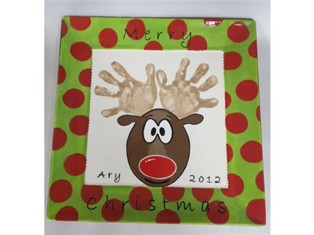 Mommy/Daddy & Me - Reindeer 12/05