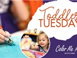 Toddler Tuesday August 20th