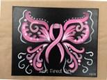 Paint n Sip: Ribbon Butterfly