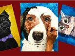 Paint Your Pet at Valenzano Winery - September 20th