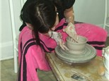 One Time Beginner Pottery Wheel [One-On-One] - (1 Session)