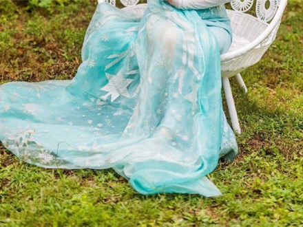 Parent/Child Frozen Inspired VIP Tea with Doll (Nov. 17th)