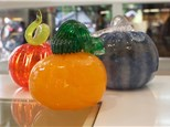 make your own glass pumpkin - october 12th