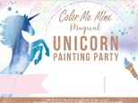 UNICORN Birthday Party Package