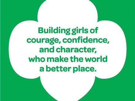 Girl Scout Workshop - Cain - April 20th