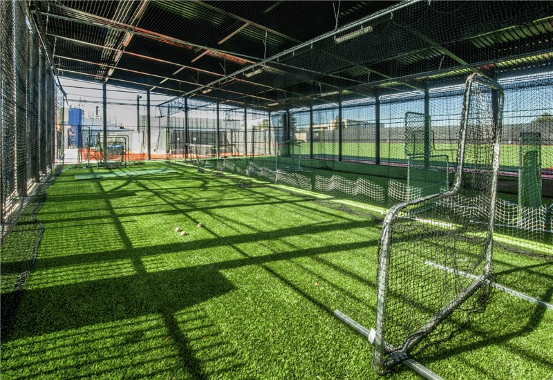 Washington Township (WT) Sports Complex Outdoor Indoor Facility Baseball Softball Batting Cages,