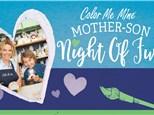 Mother-Son Night of fun! Saturday Feb. 6th 6-8P.M.