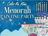 Menorah Painting Party - Dec 16