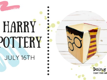 Harry Pottery Summer Camp
