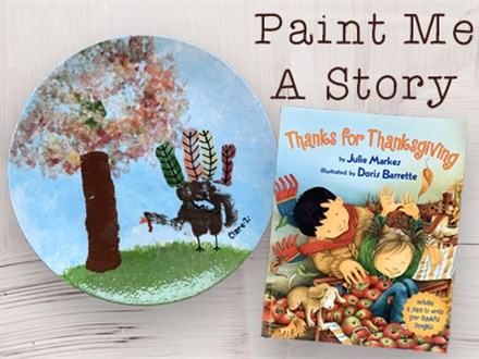 Paint Me A Story: Thanks for Thanksgiving