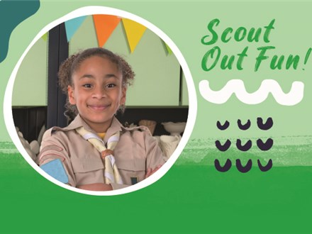 Daisy Scouts - Promise Center Badge Package