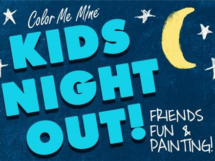 Kids Night Out-Fri July 9