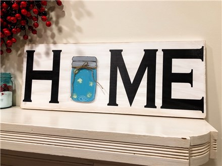 March 29 Seasonal Home Sign