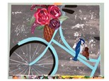 Bicycle Paint Class