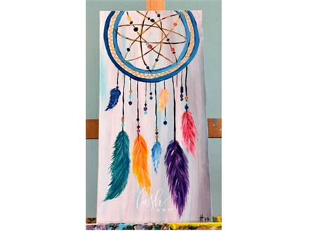 Dream Catcher Paint Class