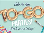 To-Go Party • Color Me Mine Westminster