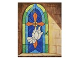 """""""Stained Glass"""" Paint Night, April 17th"""