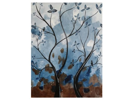 Twisted Trees - Paint & Sip - Oct 11