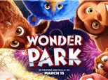 Kids' Night Out: Wonder Park - March 29 @ 6pm