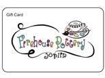 GIFT CARDS at Firehouse Pottery Joplin