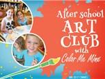 After School ART Club - First Qtr 2019 (Mondays)