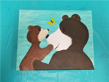 Bear Hug Mommy and Me Class $40 (Age 4 and up)