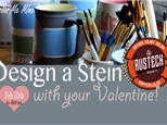 Design a Stein at Rustech Brewery Feb. 10th