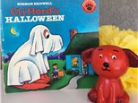 """Pre-K Story Time """"Clifford's Halloween"""""""