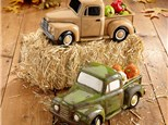 PoGo Kits (paint your own POttery to GO): Vintage Pickup Truck