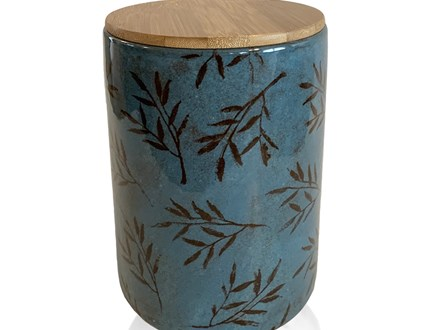 """Open Air Art Classes in the Park: """"Burnished Bamboo Canister"""", 7/18/20"""