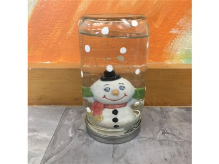 Snow Globe Making Class