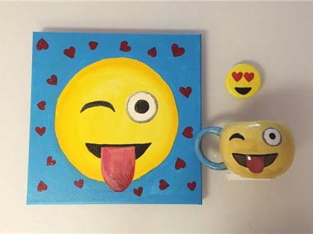 2 Day Emoji Camp (ages 6+)