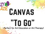 """Canvas """"TO GO"""""""