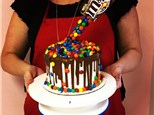 Parent/Child Gravity Defying Drip Cake Class