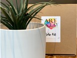 PoGo Kits - Paint Your Own Pottery TOGO! (Planter)