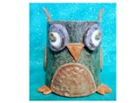 Summer Wednesdays - Clay Owl Container - June 13th