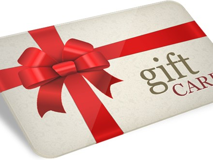 Gift Card Sale Buy $25 Get $5