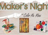 Maker's Night - Alcohol Inks! - Aug. 23