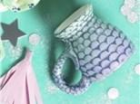 """ Mermaid Mug"" To-Go Kit-  at Color Me Mine - Aspen"