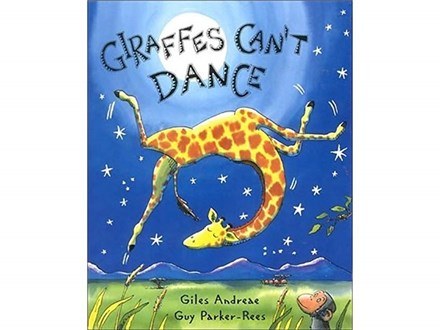 Mommy and Me Story Time: Giraffes Can't Dance